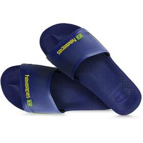 havaianas Brasil Slides-sandaali, navy blue